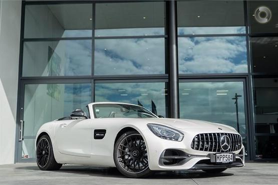 2019 Mercedes-AMG <br>GT