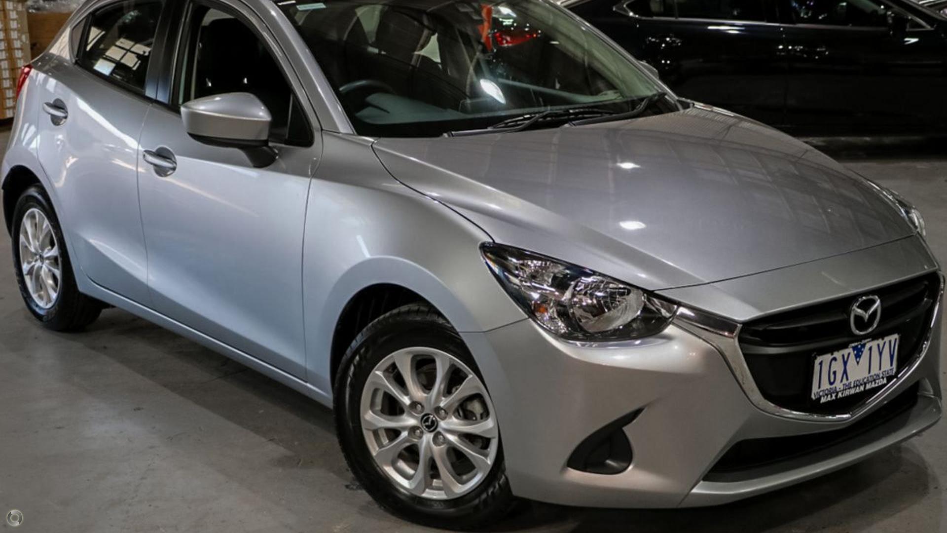 2014 Mazda 2 DJ Series