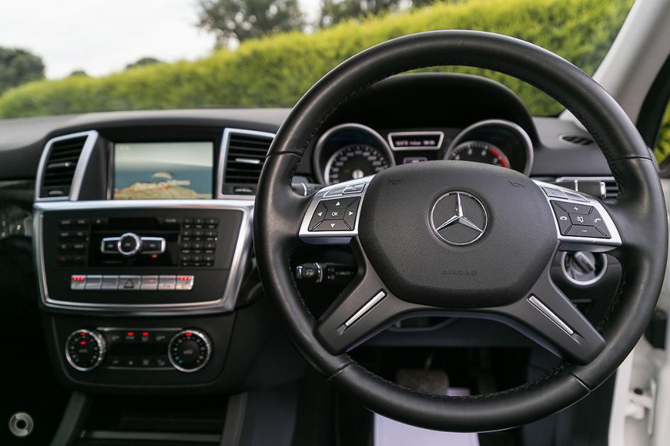 2013 Mercedes-Benz ML 500 Wagon