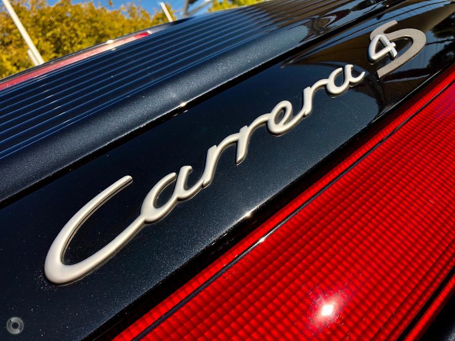 2005 Porsche 911 Carrera Cabrio 4S 996