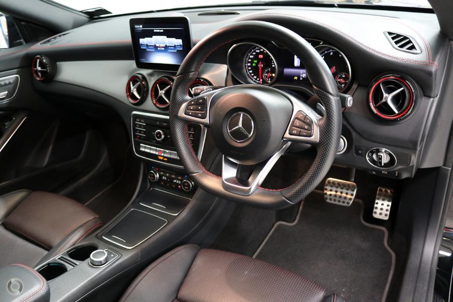 2017 Mercedes-Benz CLA 250 Shooting Brake