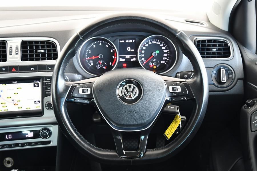 2017 Volkswagen Polo 81TSI Urban+ 6R