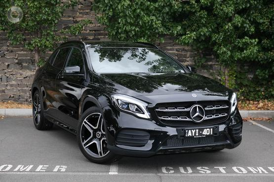 2018 Mercedes-Benz <br>GLA 180