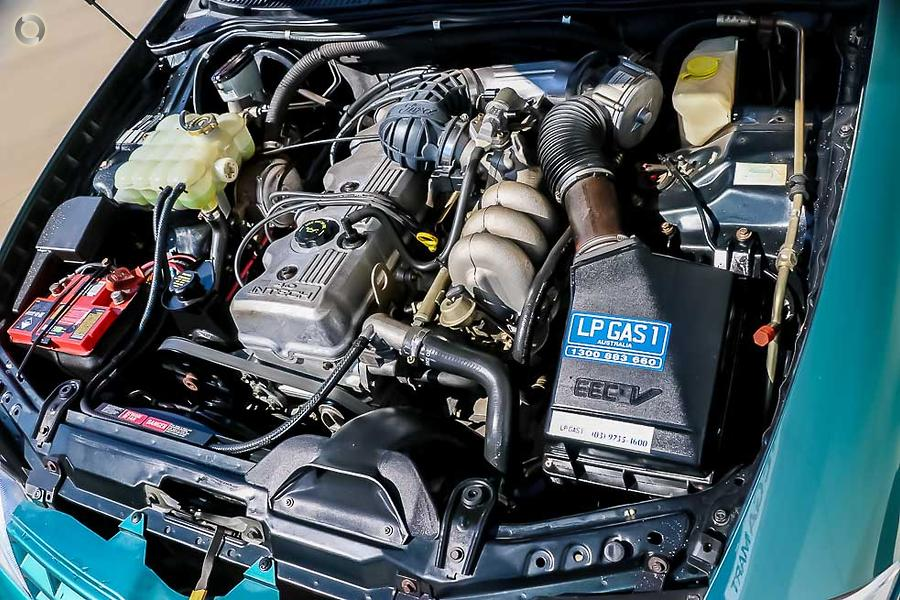 1999 Ford Falcon Forte AU