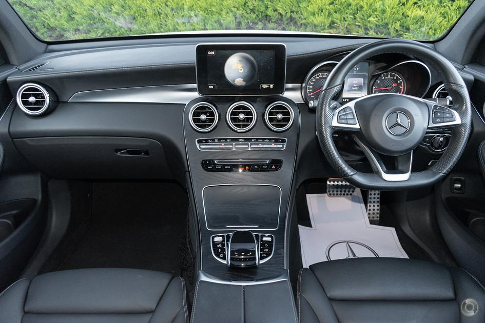 2016 Mercedes-Benz GLC 43 Suv