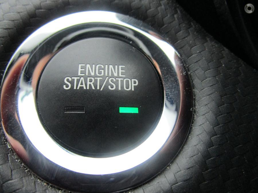 2017 Holden Ute SV6 VF Series II
