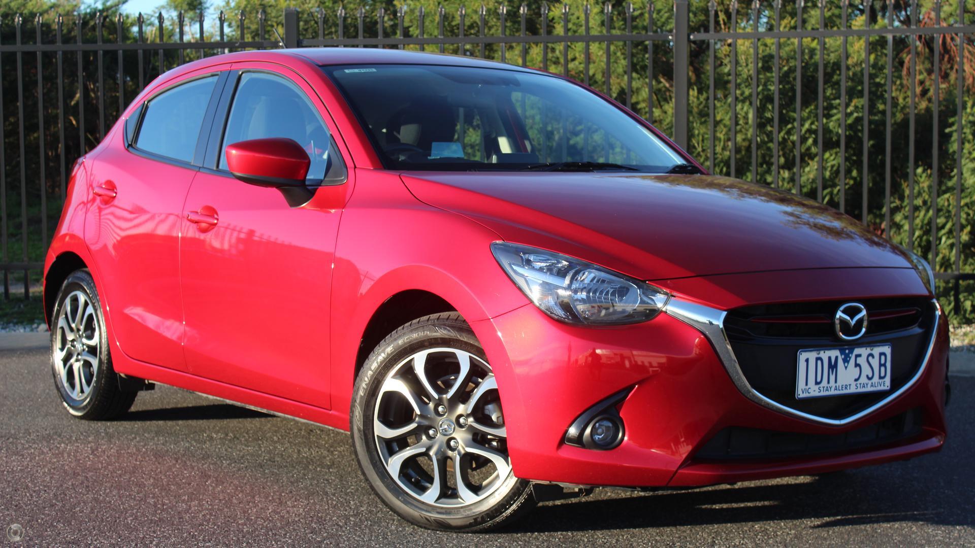 2014 Mazda 2 Genki DJ Series