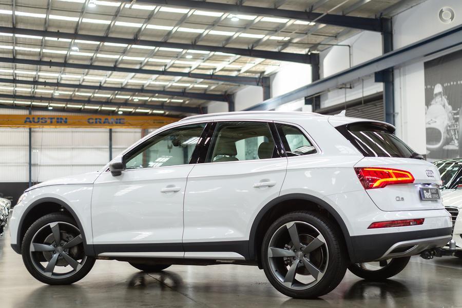 2017 Audi Q5 TDI design FY