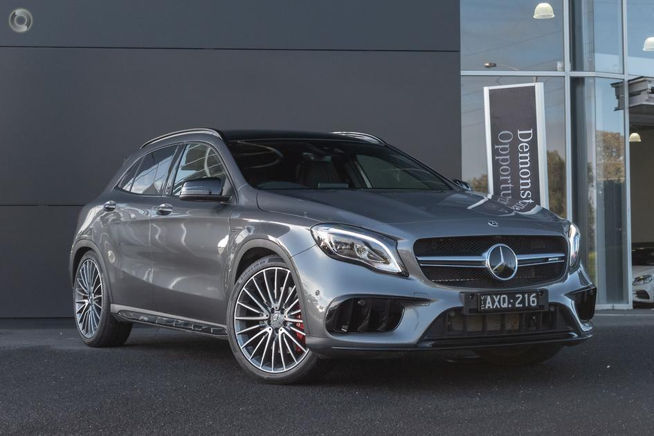 2018 Mercedes-Benz GLA 45 Suv