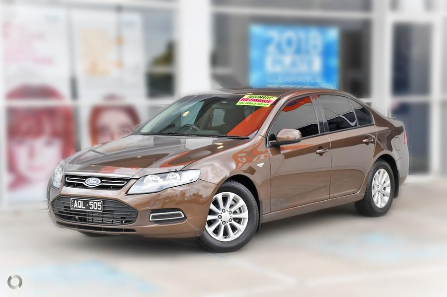 2013 Ford Falcon XT EcoBoost FG MkII