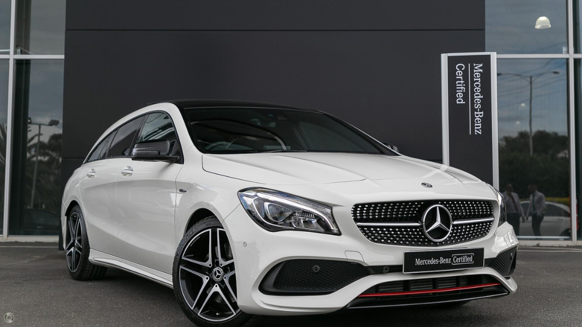 2017 Mercedes-Benz CLA 250 Shooting Brake