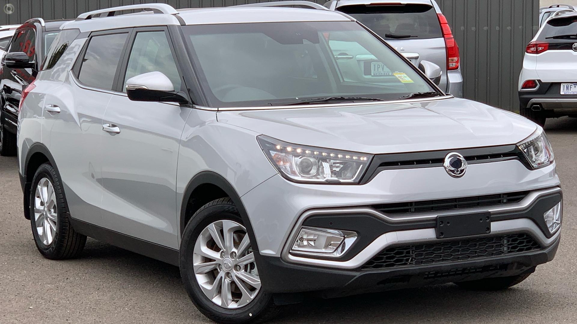 2019 SsangYong Tivoli XLV ELX X100