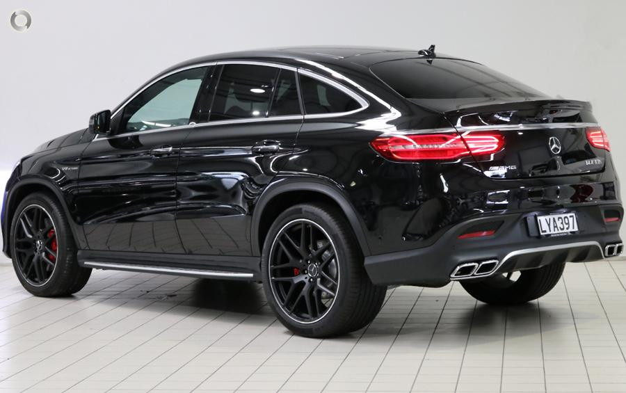 2019 Mercedes-AMG GLE 63 Coupe