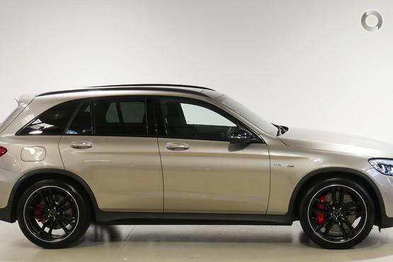 2020 Mercedes-AMG <br>GLC 63