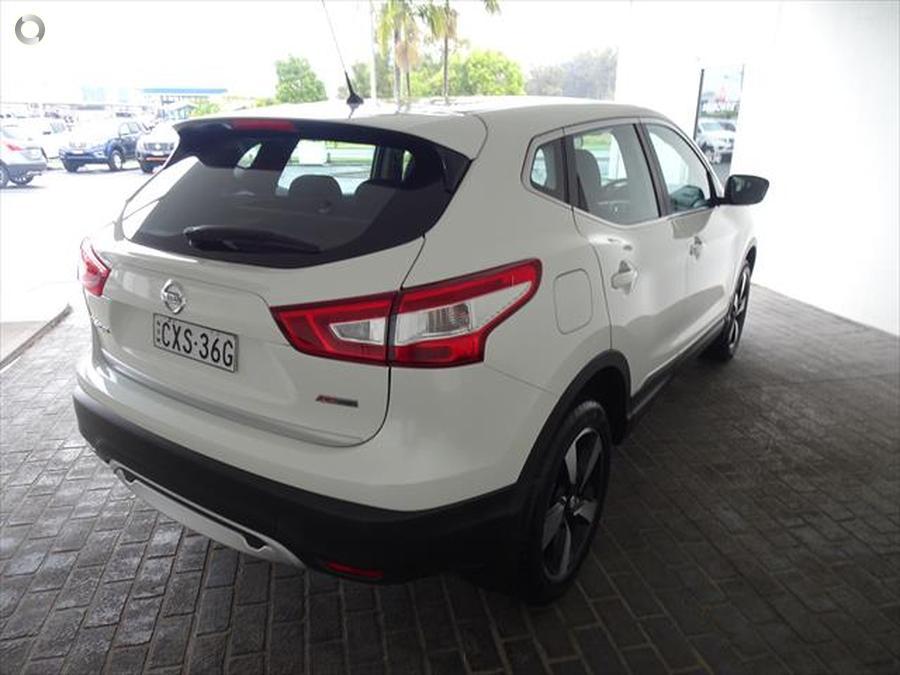 2017 Nissan QASHQAI N-SPORT