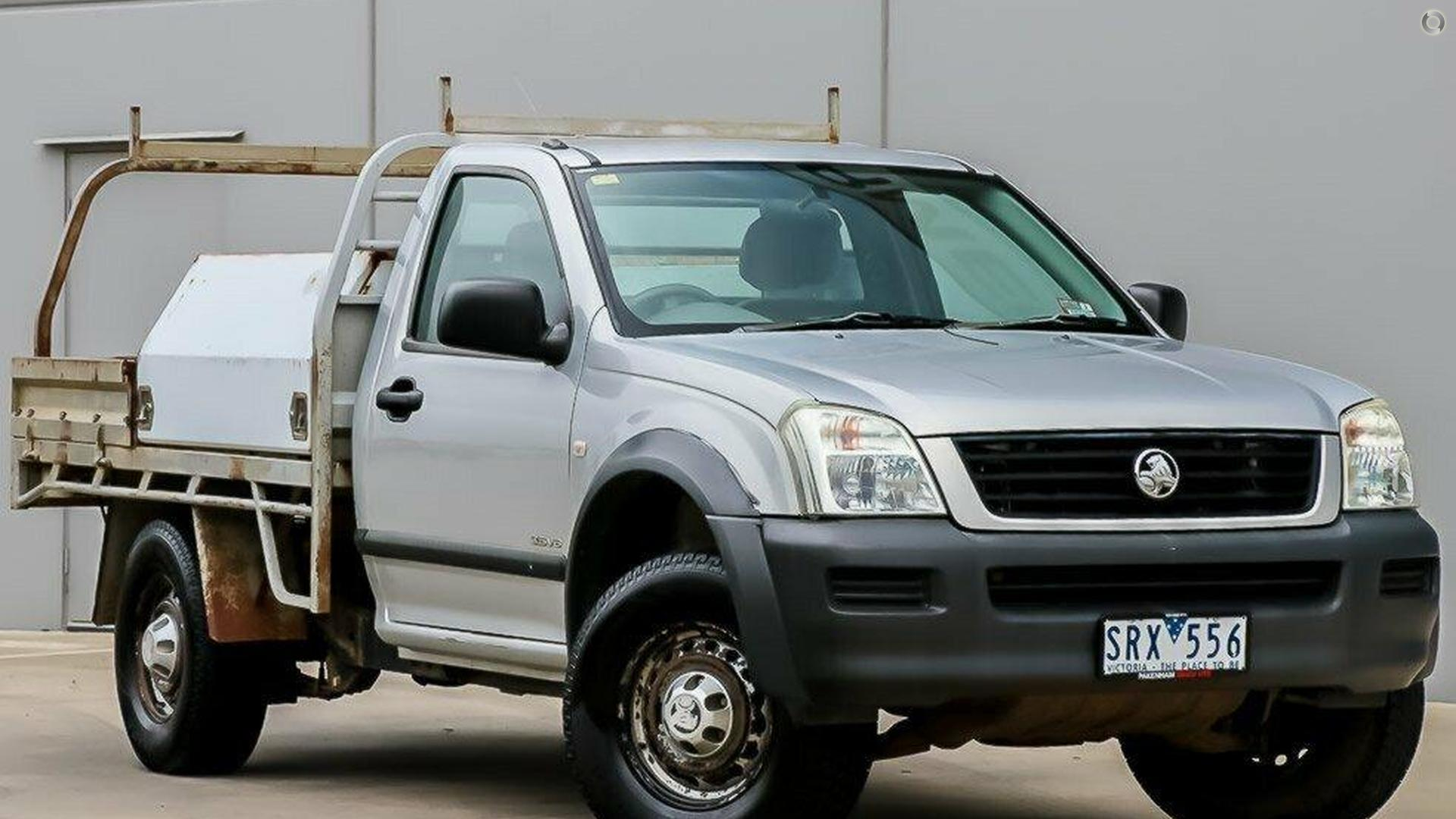 2003 Holden Rodeo RA