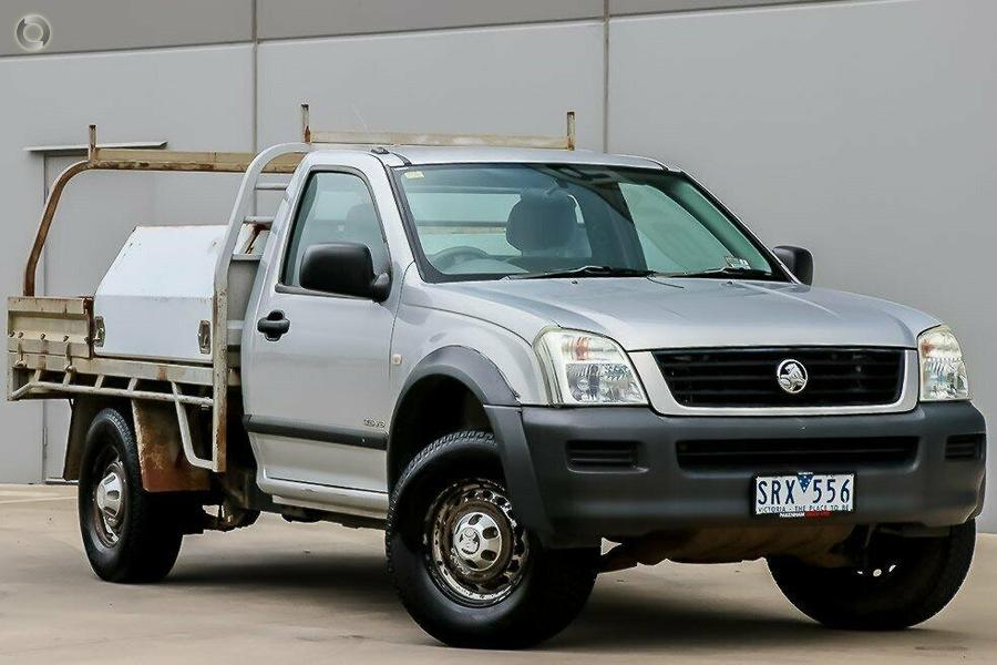 2003 Holden Rodeo LX RA