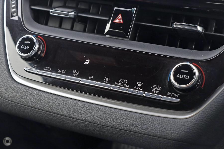 2018 Toyota Corolla Ascent Sport Hybrid ZWE211R