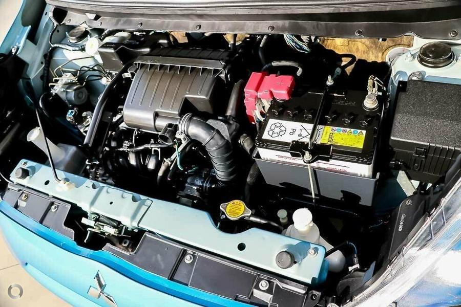 2013 Mitsubishi Mirage LS LA