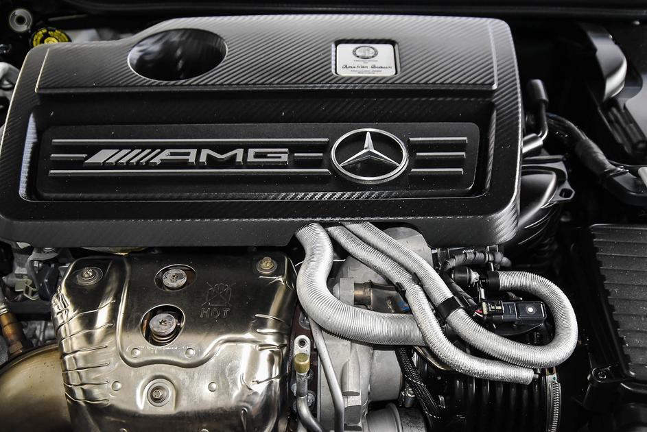 2017 Mercedes-Benz A 45 AMG Hatch
