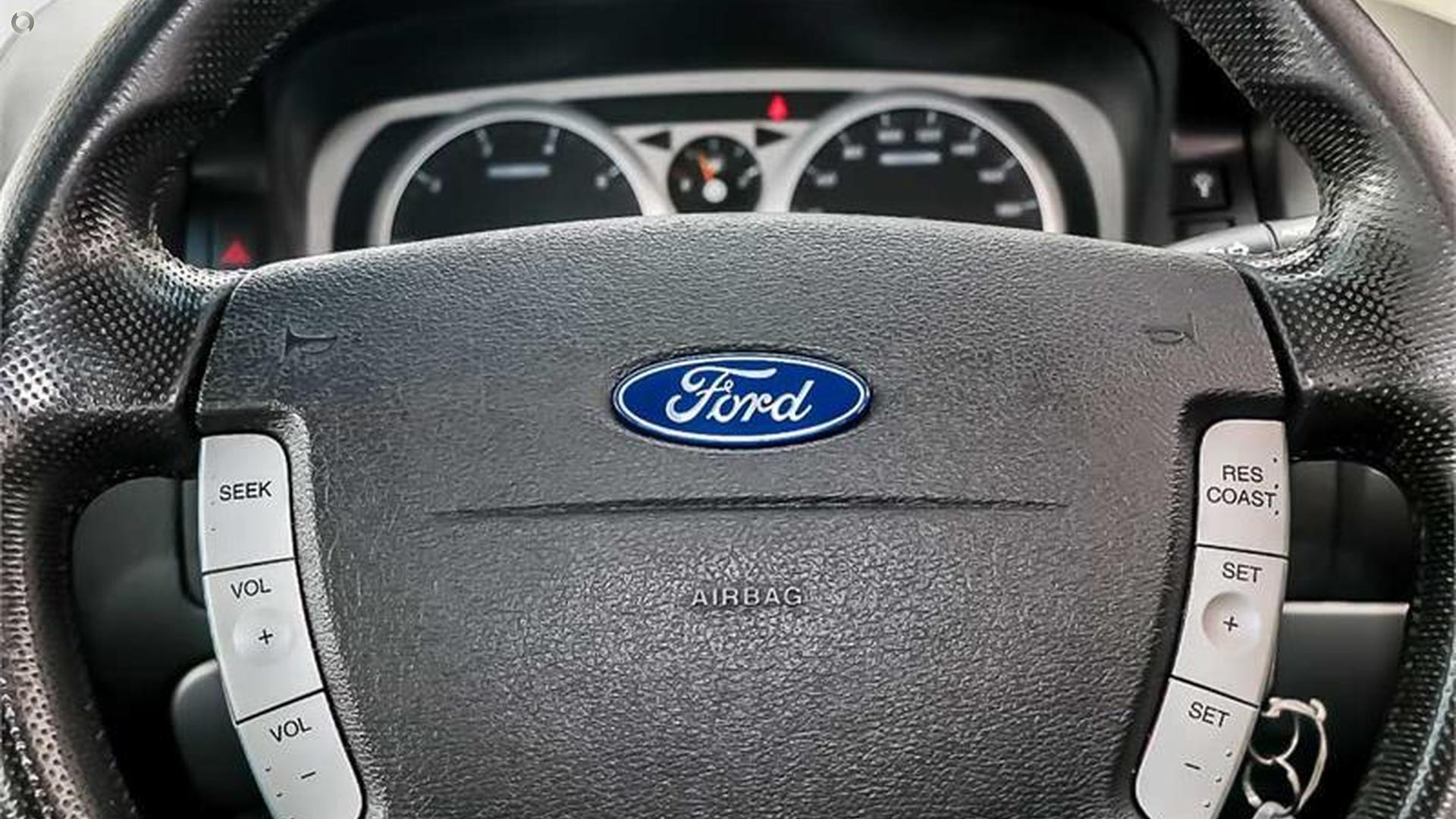2009 Ford Territory TS SY MKII