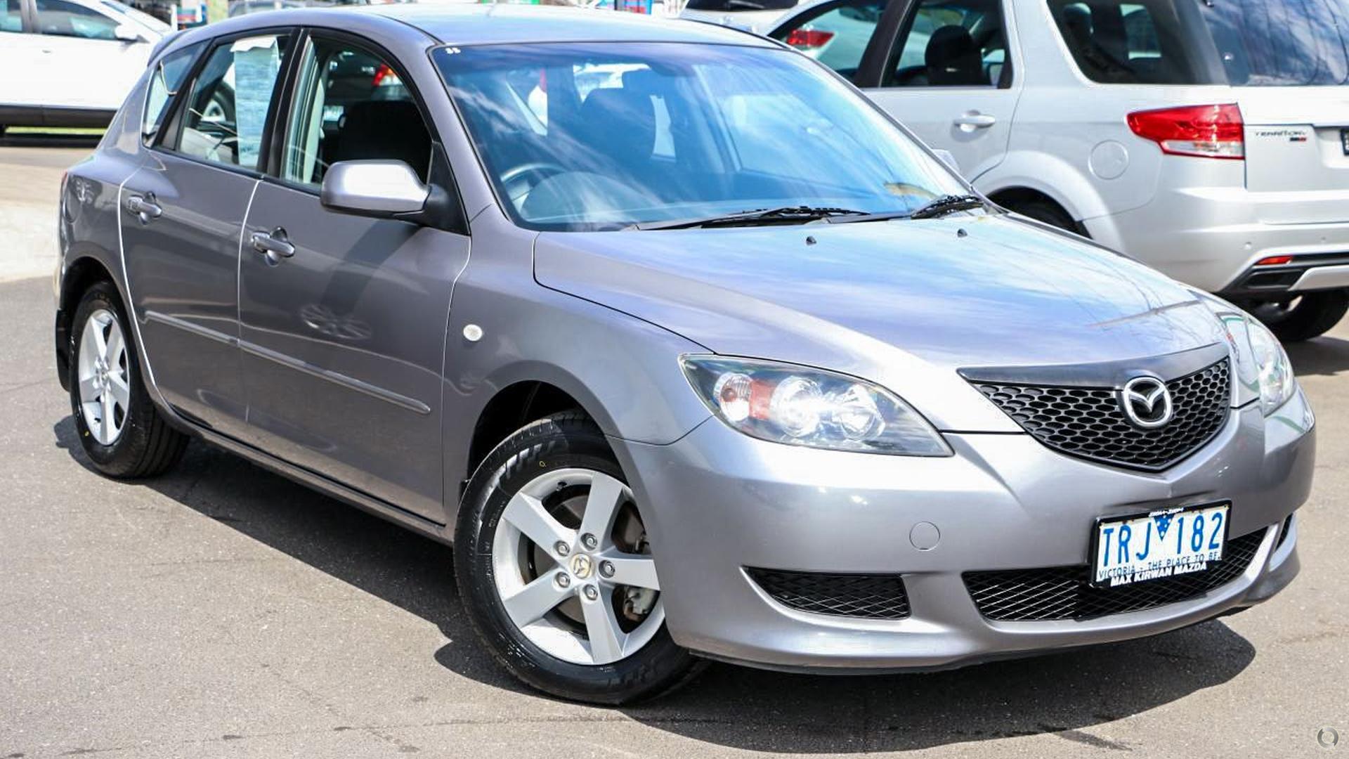 2005 Mazda 3 Maxx BK Series 1