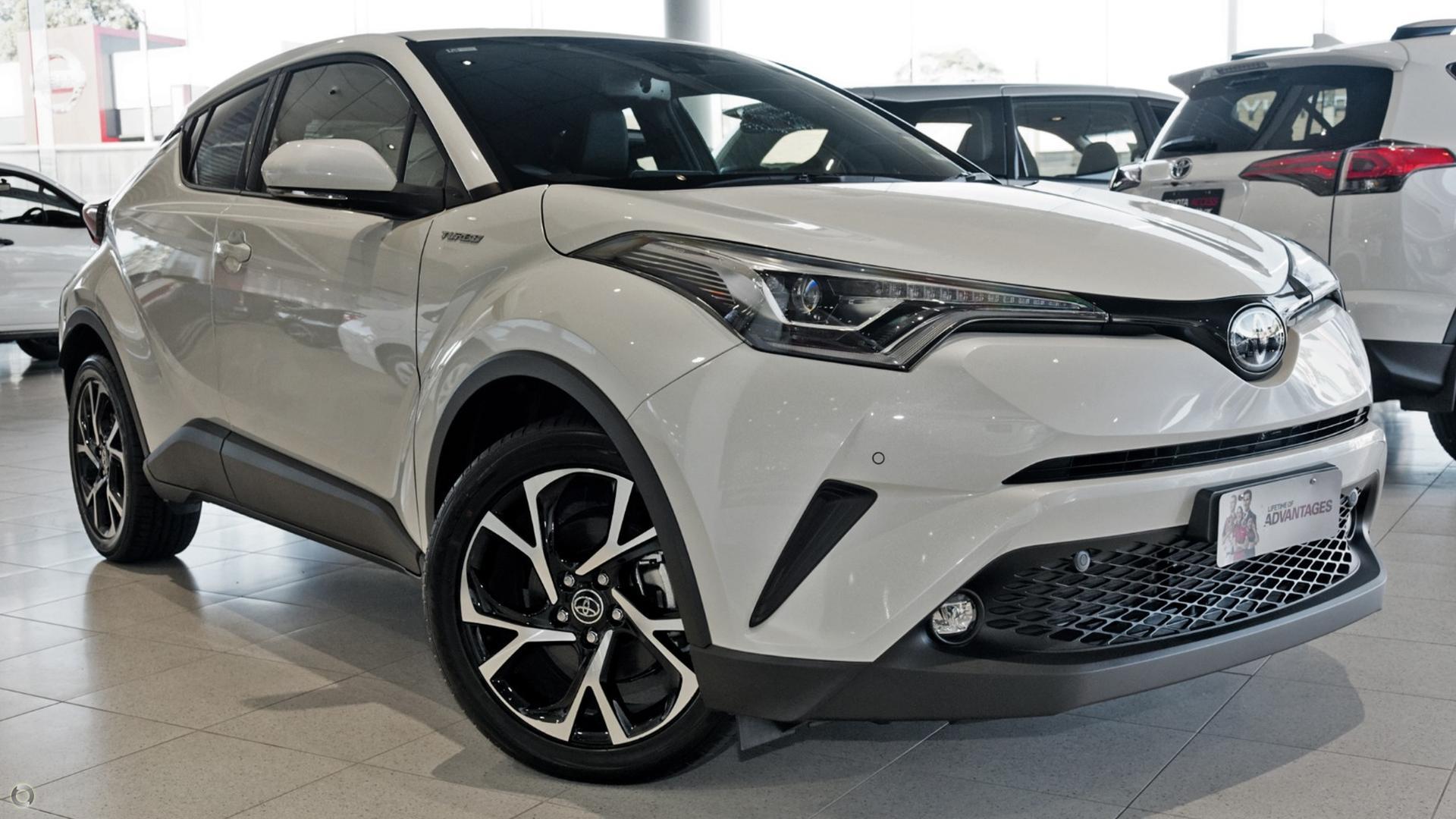 2018 Toyota C-HR NGX50R