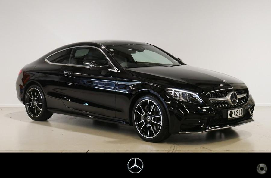 2019 Mercedes-Benz C 300 Coupe
