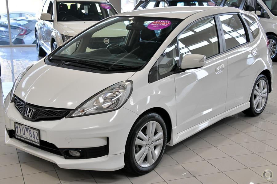 2012 Honda Jazz Vibe-S GE