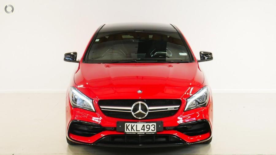 2017 Mercedes-AMG CLA 45 Coupe