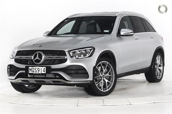 2020 Mercedes-Benz <br>GLC 200