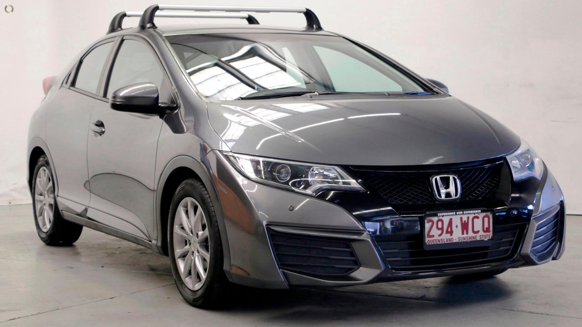 2015 Honda Civic 9th Gen
