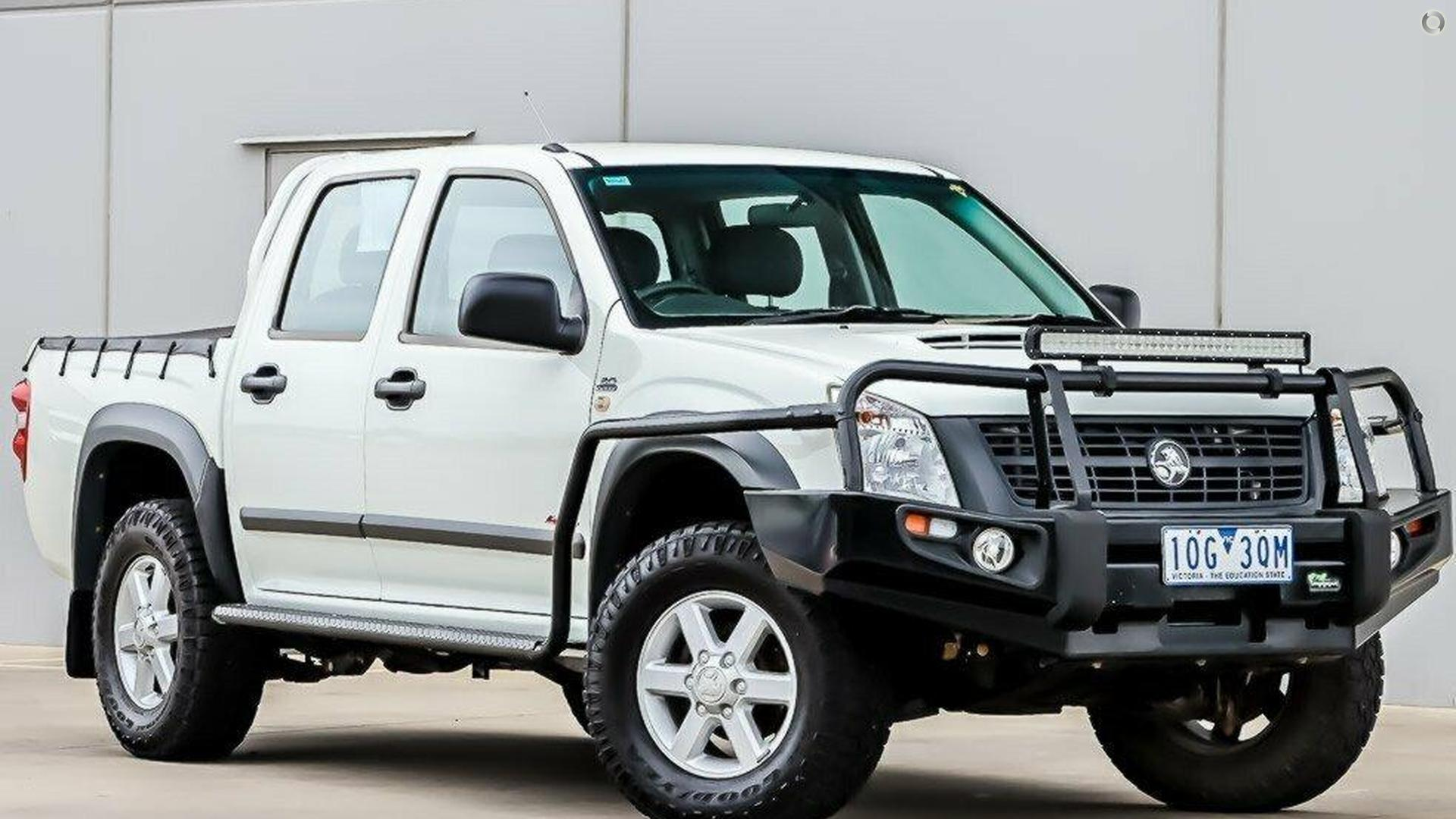 2007 Holden Rodeo RA