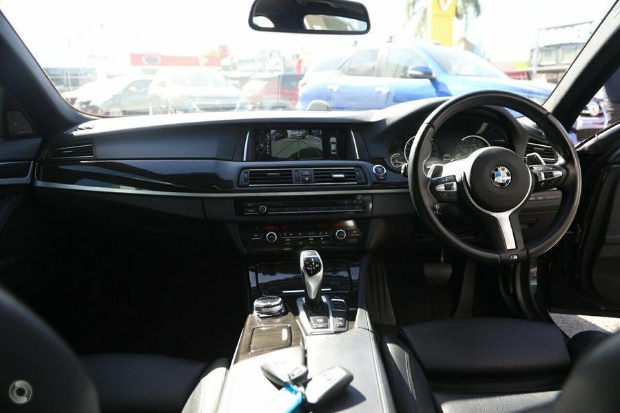 2014 BMW 535i Modern Line