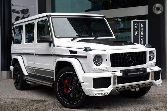 2018 Mercedes-Benz <br>G-CLASS