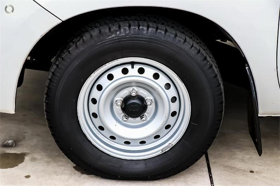 2012 Toyota Hilux SR KUN16R
