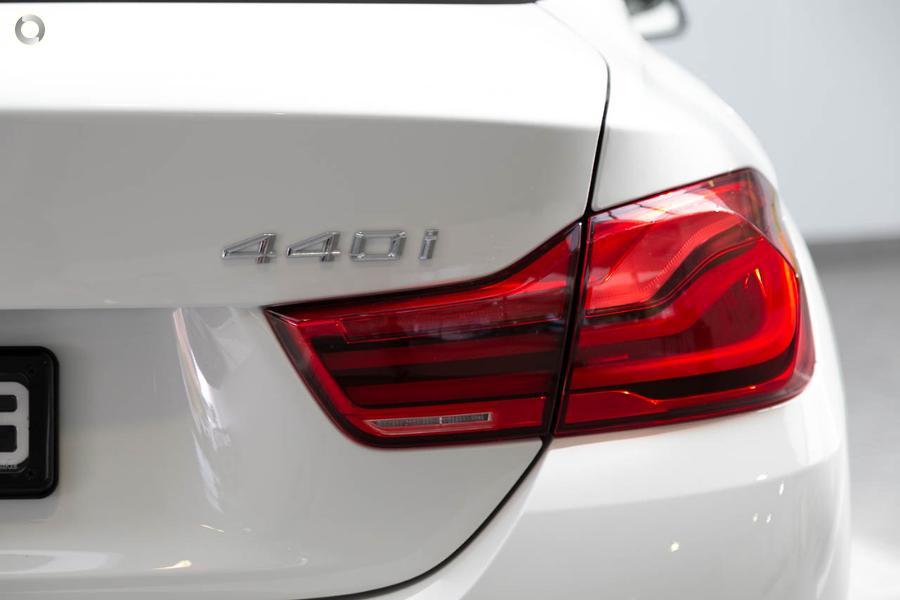 2018 BMW 440i