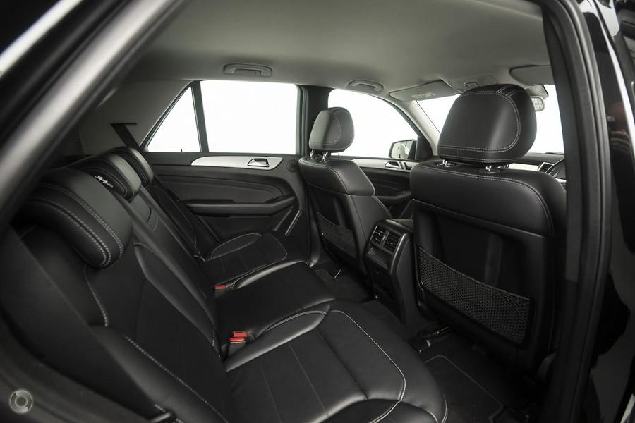 2014 Mercedes-Benz ML 250 CDI Wagon