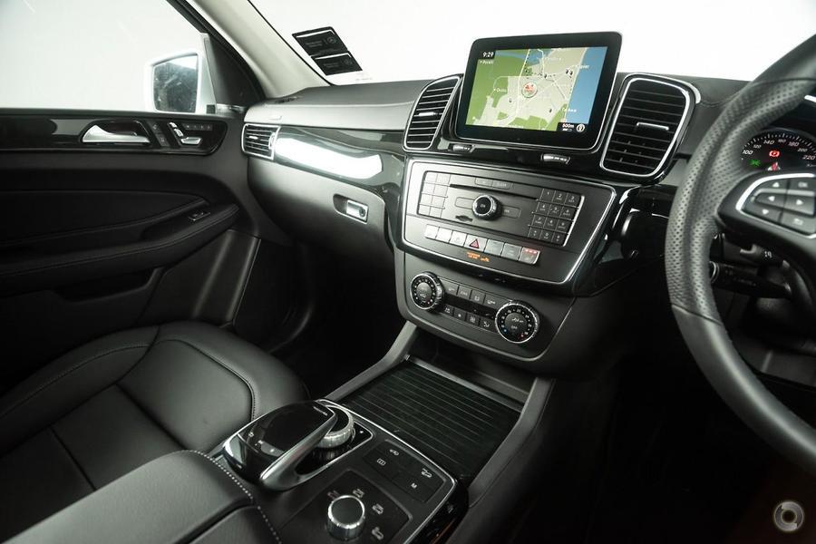 2019 Mercedes-Benz GLS 350 Wagon