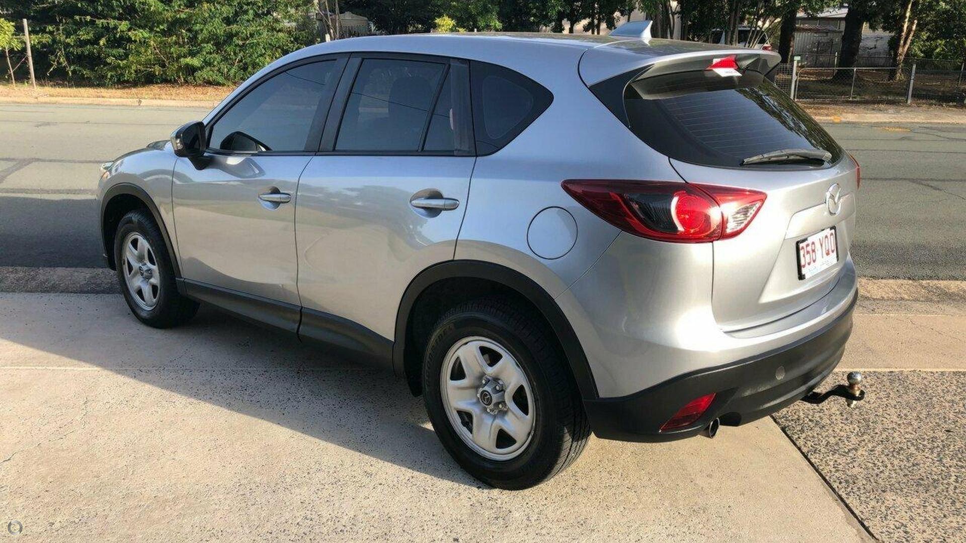 2013 Mazda CX-5 Maxx KE Series