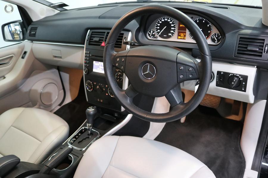 2011 Mercedes-Benz B 200 Sports Tourer