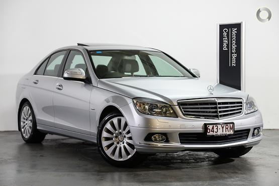 2007 Mercedes-Benz C 200 KOMPRESSOR