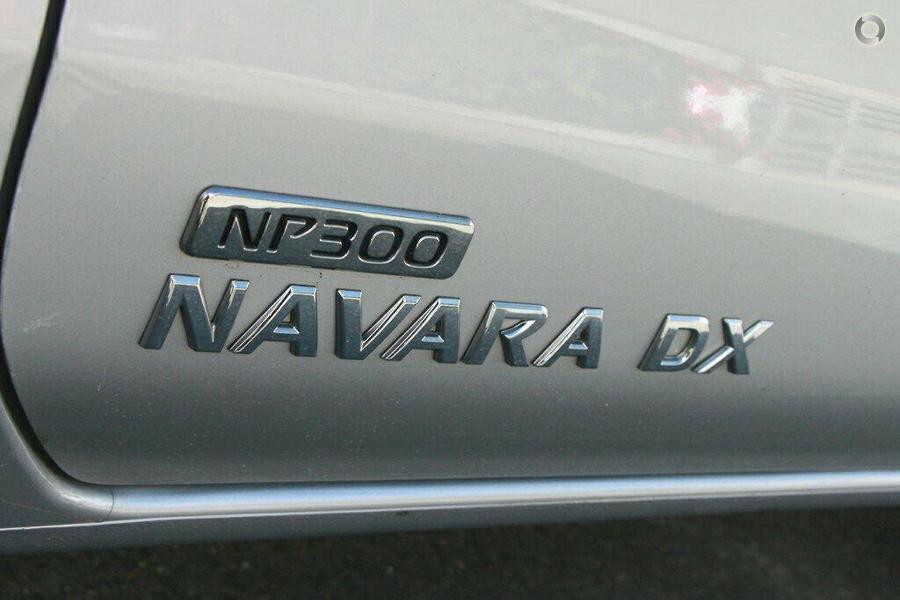 2016 Nissan Navara DX