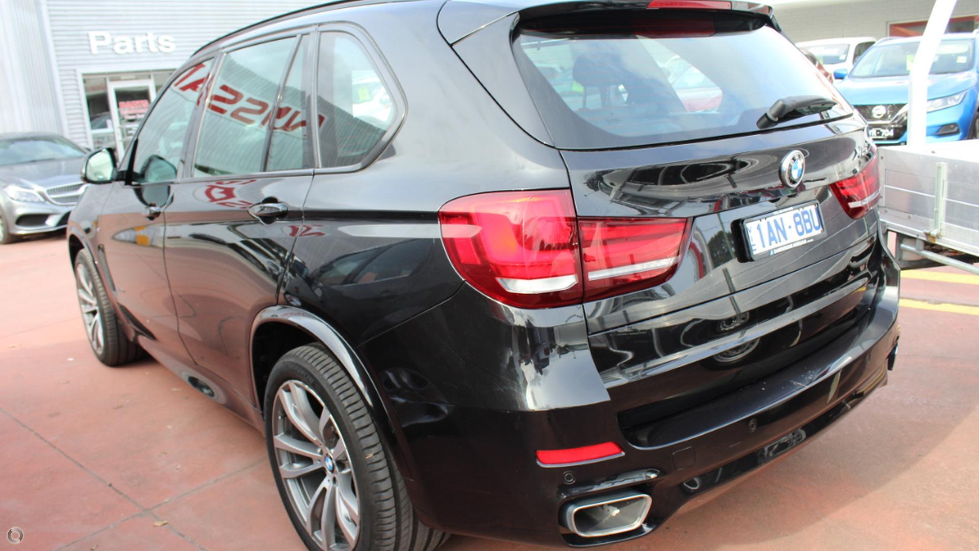 2013 BMW X5 xDrive30d F15