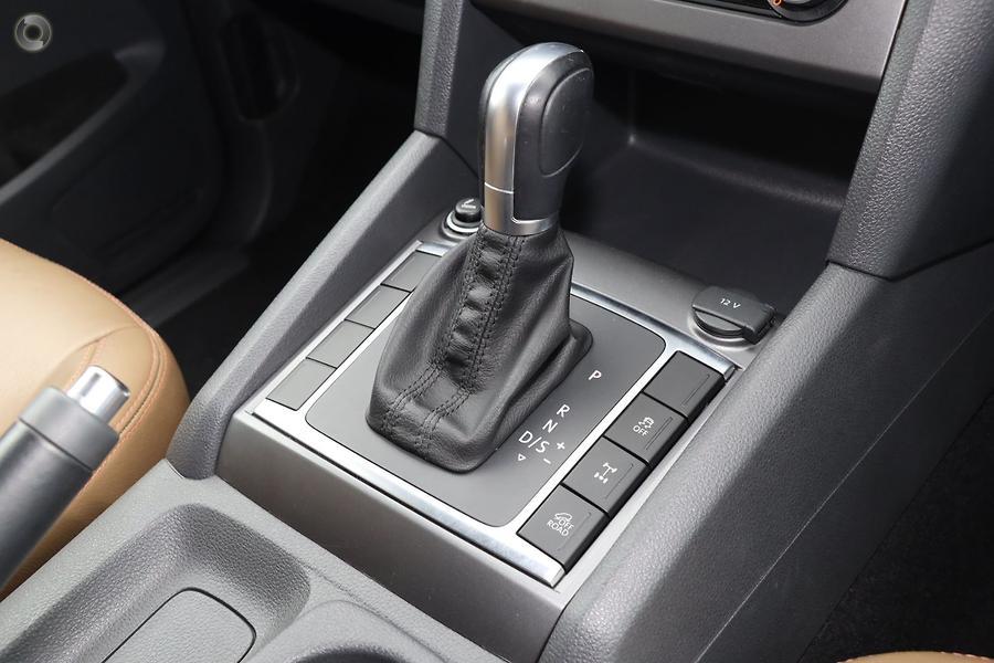 2016 Volkswagen Amarok TDI420 Highline 2H