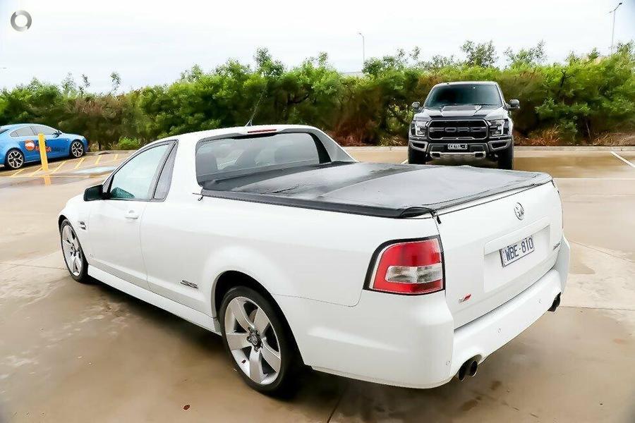 2007 Holden Ute SS V VE