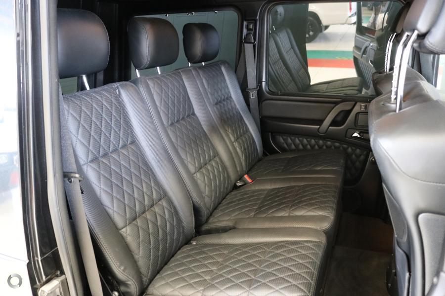2017 Mercedes-AMG G 63 SUV