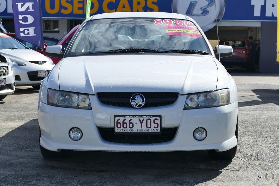 2006 Holden Ute SV6 VZ