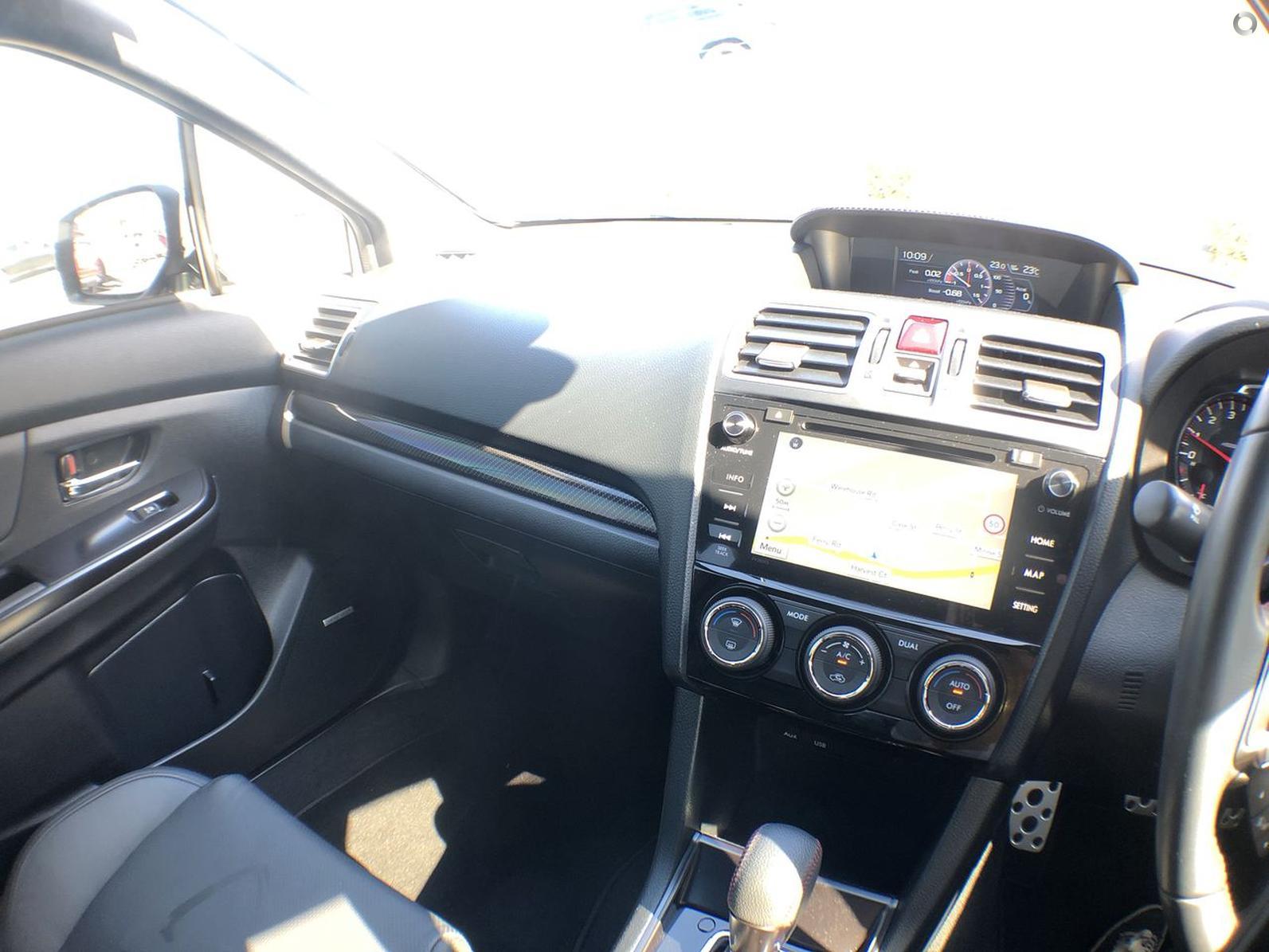2018 Subaru Wrx Premium V1 - von Bibra