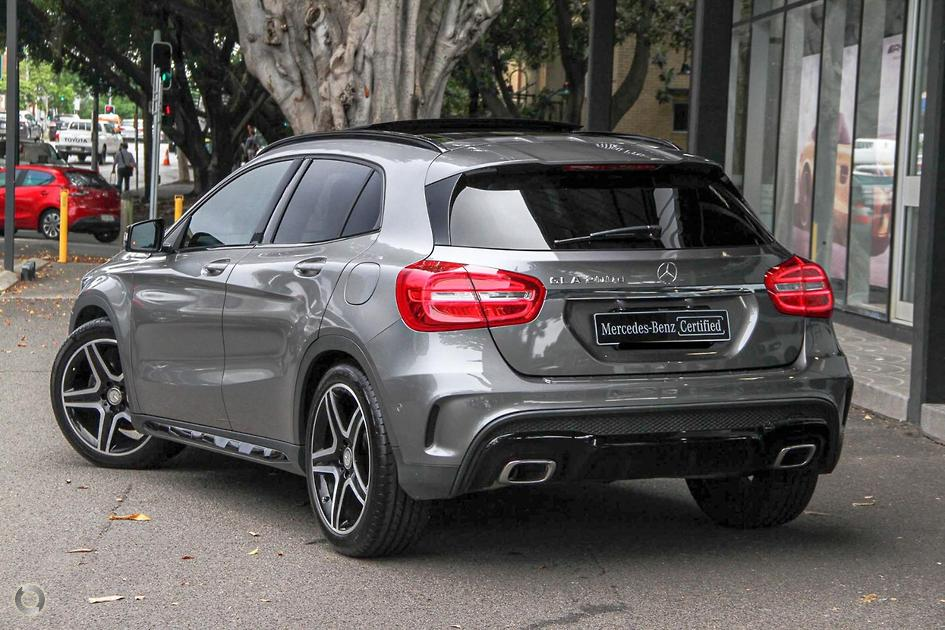 2015 Mercedes-Benz GLA 200 D Wagon
